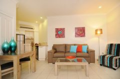 Spacious living areas in the Apartment - Meridian Apartments Port Douglas