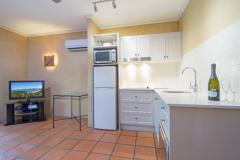 Freshly refurbished Kitchen - 1 Bedroom Apartment  - Villa San Michele Apartments Port Douglas