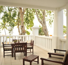 1 Bedroom Ocean Suite Balcony - Peppers Beach Club & Spa Palm Cove Resort