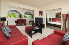 1 Bedroom Spa Apartment - Mango Lagoon Resort & Spa Palm Cove