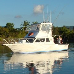 1 Day Private Charter Heavy Tackle Fishing 34ft Vessel | Port Douglas North Queensland