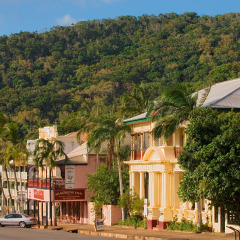1 Day Visit To Cooktown Historical Town
