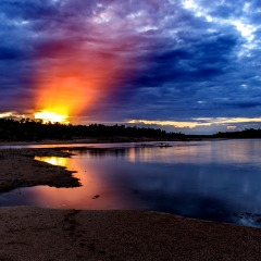 11 Day Cape York Tour 4WD Safari In The Australian Outback | Stunning Sunset In The Outback