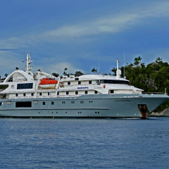 11 Night Cruise Ship From Darwin To Cairns Departs October
