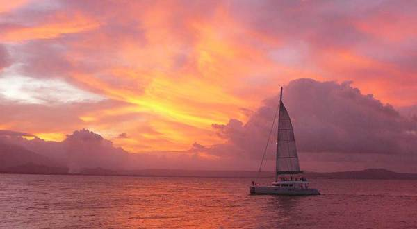 1.5 Hour Private Sunset Cruise From Port Douglas Tropical North Queensland