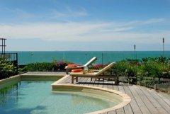 15 metre Swimming Pool with Stunning ocean views (Heated in Winter) - Luxury Port Douglas Holiday Home