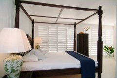Luxury Wharf Street holiday Home Master Bedroom - Port Douglas