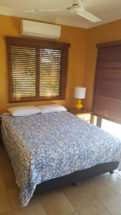 Two Bedroom Apartment Bedroom - A Villa Gail B&B
