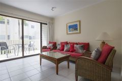 2 Bedroom Apartment  -  Tropical Reef Apartments Port Douglas