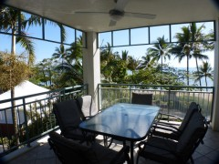 2 Bedroom Apartment with Oceanview Balcony