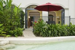 2 Bedroom Apartment Courtyard - some featuring Pool Access