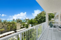 2 Bedroom Ocean view Balcony
