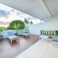 2 Bedroom Penthouse Apartment | Saltwater Luxury Apartments Port Douglas