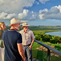 2 Day 1 Night Cooktown Trip | Grassy Hill