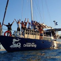 2 Day 1 Night Liveaboard Sailing Trip | Great Barrier Reef Australia