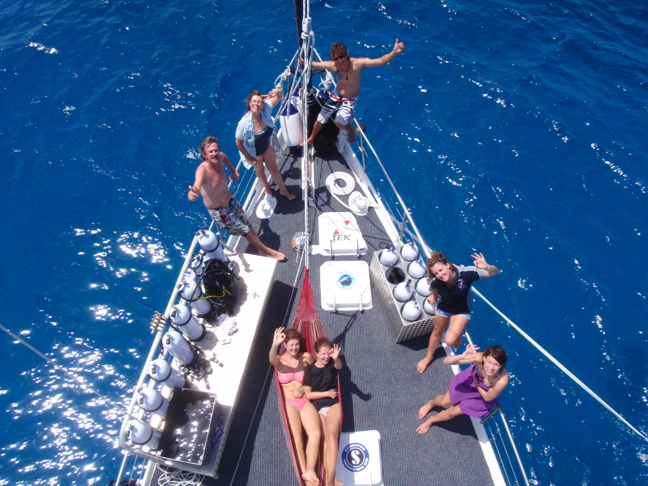 Cairns attractions cairns best value liveaboard 2d 1n dive boat - Best dive trips ...