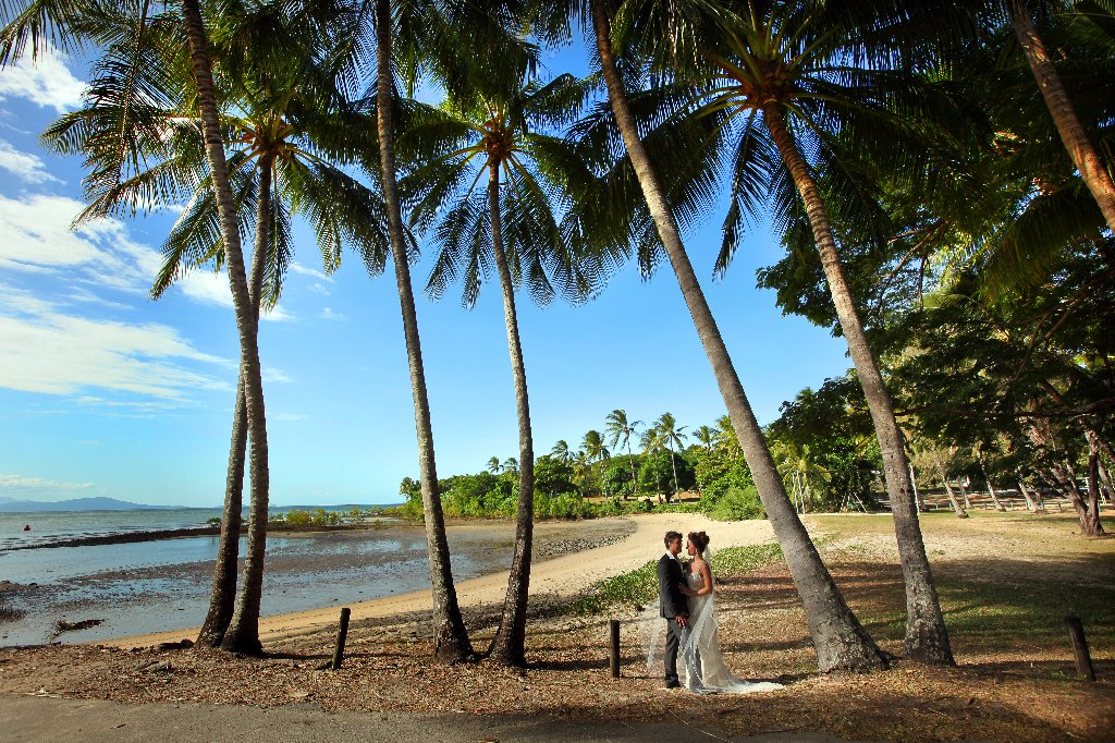 Port douglas beach wedding venues