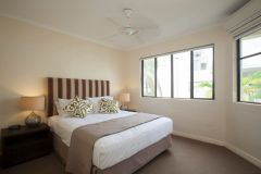 3 Bedroom - Master Bedroom at Tropical Reef Apartments Port Douglas