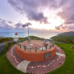 3 Day 2 Night Cooktown Tour | Grassy Hill Lookout