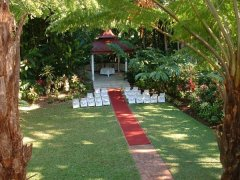 Garden Gazebo Perfect for Weddings