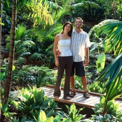 Take a walk through the Tropical Gardens