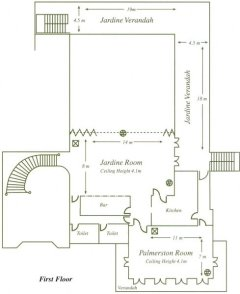 Conference Room Floorplan - First Floor
