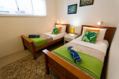 3rd Bedroom with Twin Beddings
