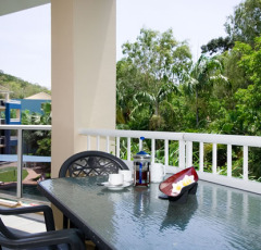 3rd Floor views overlooking Tropical Swimming Pool - Palm Cove
