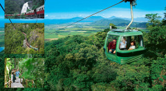 4 Night Cairns Holiday Deal with Reef & Kuranda