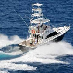 Private Charter Boats Port Douglas | 40 ft Game Fishing Boat |