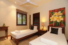 4th Bedroom - Twin Bedroom King Bedroom - Port Douglas Luxury Holiday Home