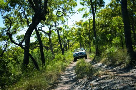 4WD Touring Cairns