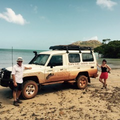 4WD Vehicle 15 Day Safari To The Tip Of Australia | Cape York