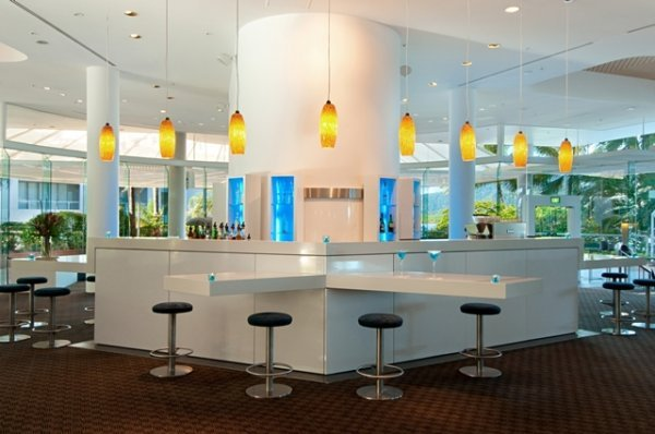 6 Degrees Bar & Lounge in Hilton Hotel Cairns