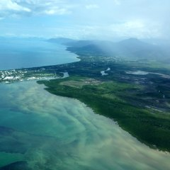 60 Minute Reef Scenic Flight Over Port Douglas | Departs Cairns