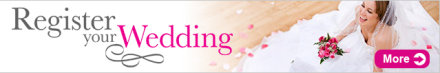 Register Your Wedding by Cairns Holiday Specialists