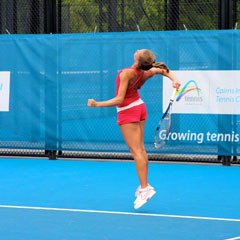 Cairns Tennis International 2014
