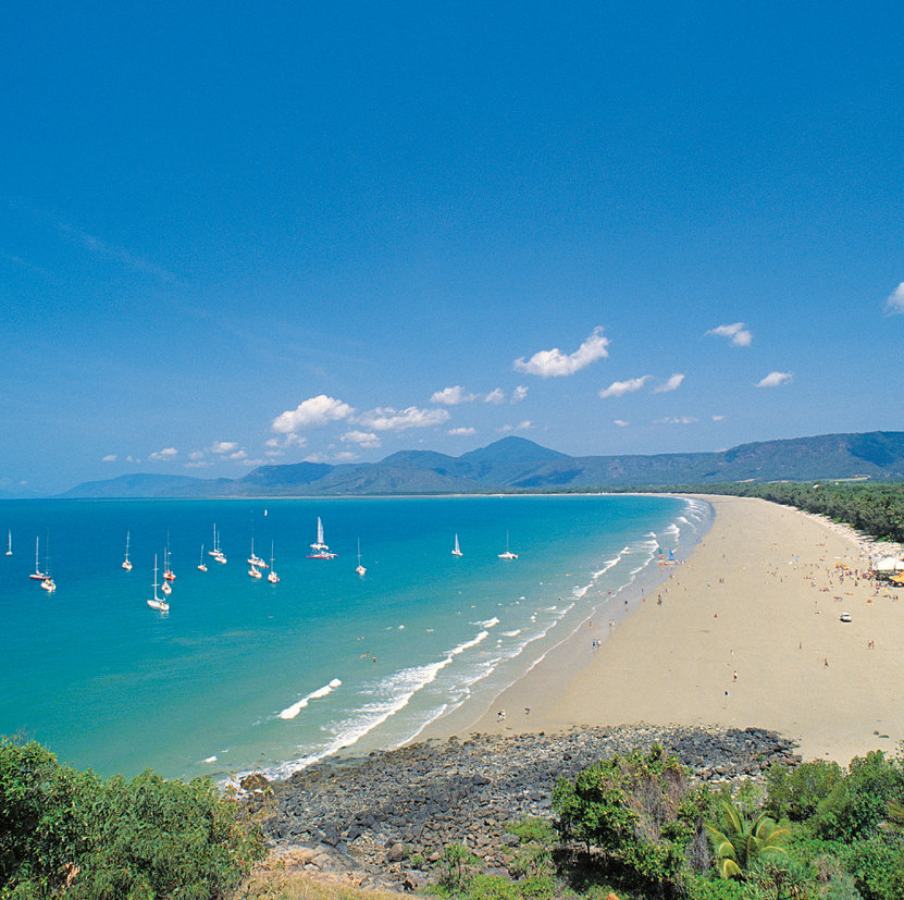 Cairns Beaches Weather