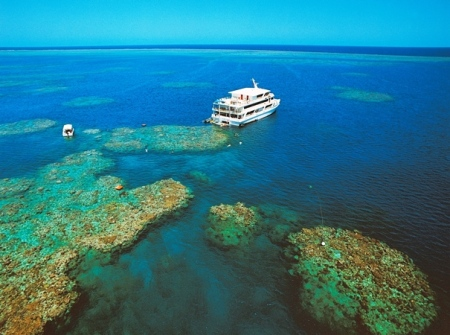 Cruising The Great Barrier Reef From Cairns