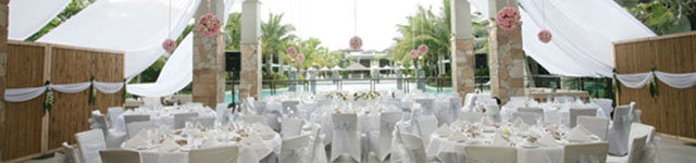 Pullman Port Douglas Sea Temple Resort And Spa Wedding Reception Venue