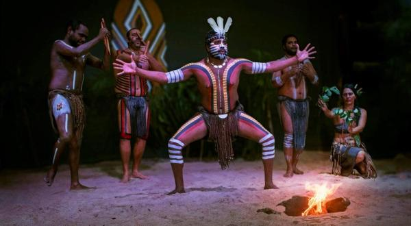 Aboriginal and Torres Strait Dancers