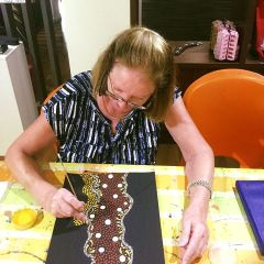 Aboriginal Art Workshop | Take home your creation