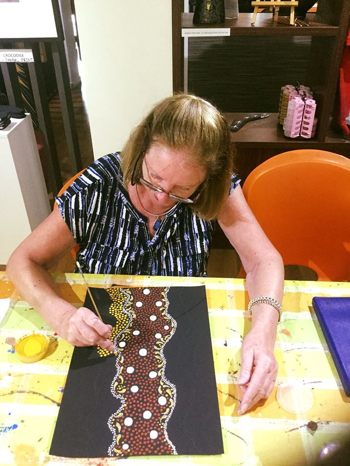 Aboriginal art workshops mossman solutioingenieria Choice Image
