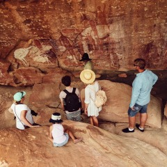 Aboriginal Rock Art Tour Cairns