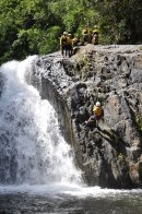 More information aboutCairns Canyoning Tour Crystal Cascades | Abseiling, Ziplining & Cliff-Jumping | RT