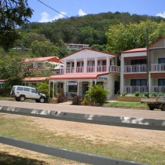 Accommodation in Cooktown