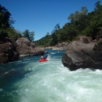 Action Packed White Water River Boarding Cairns