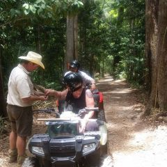 Add A Bit Of Adventure To Your Kuranda Day Trip | 90 Minute ATV Tour On The Skyrail Rainforest Cableway Return
