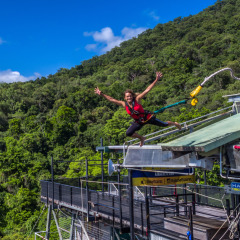Adrenaline Packed Day | Cairns Bungy Jump