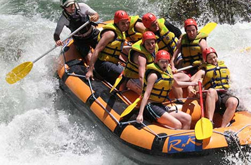 Adrenaline Packed Day | Full Day Water Rafting